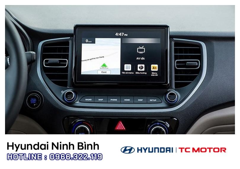 Hyundai Accent khuyến mại lên đến 30 triệu trong tháng 9 tại Hyundai Ninh Bình